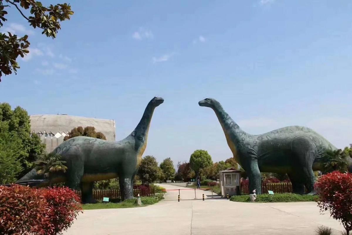 """【资讯】重返侏罗纪!本周六开启你的恐龙""""冒险""""之旅!"""