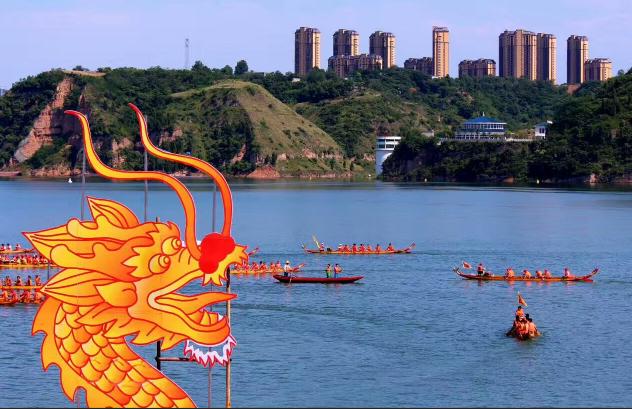 郧阳区第八届龙舟节6月6日举行