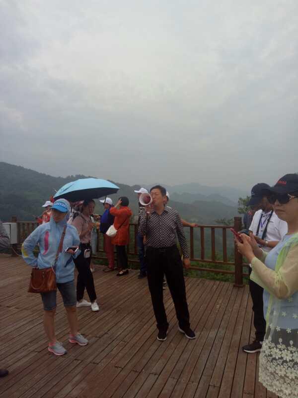 【资讯】竹溪县举行2019年全域旅游推介活动