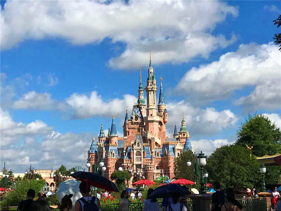 迪士尼、乌镇、西湖……这场旅游梦幻又诗意!