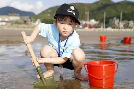 【扬帆吧,少年】亲海游学夏令营