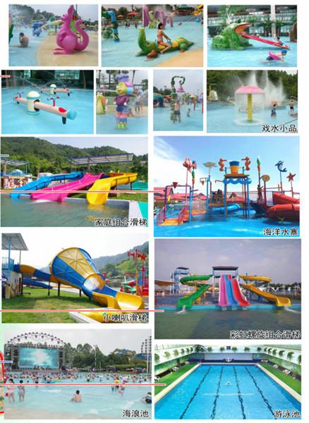 【资讯】游泳、冲浪、水滑......竹溪首家水上乐园七月初营业