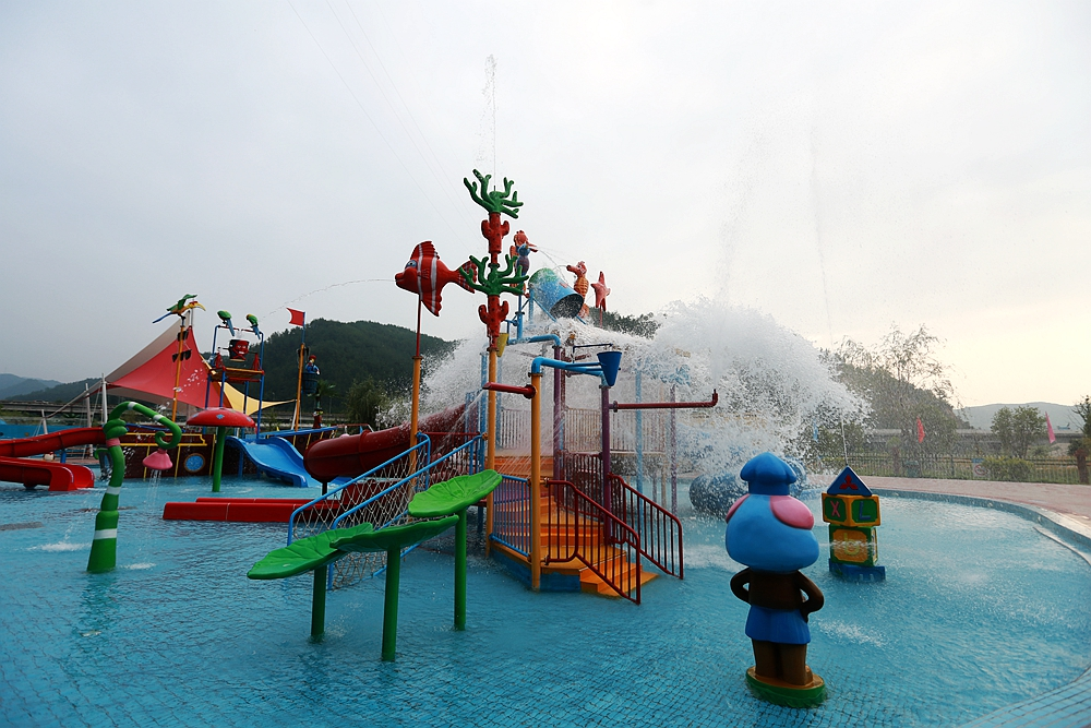【资讯】郧阳区这个水上乐园门票打折啦!超好玩