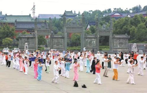 【资讯】精彩!武当武术传承人培训班在丹江口市开班