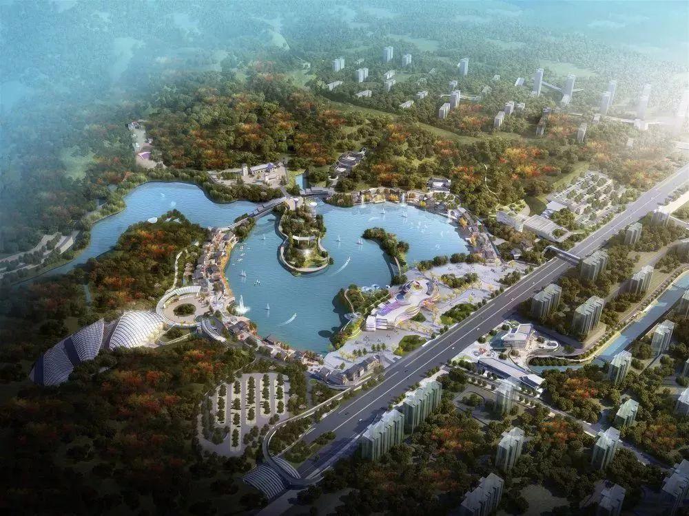 【资讯】十堰即将新建一个超大的主题公园