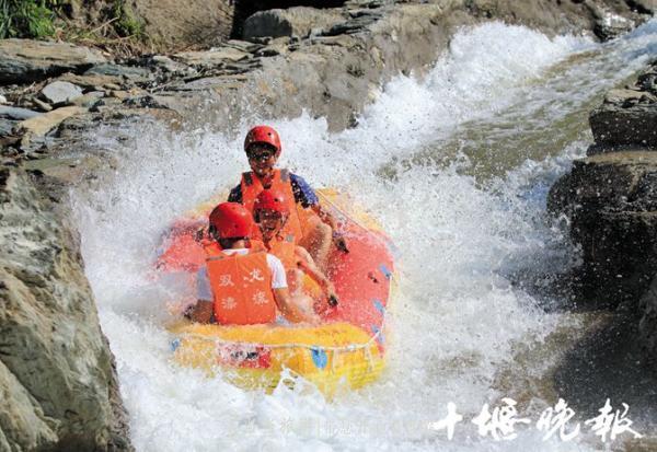 【资讯】玩水去咯!十堰水上乐园和漂流全攻略