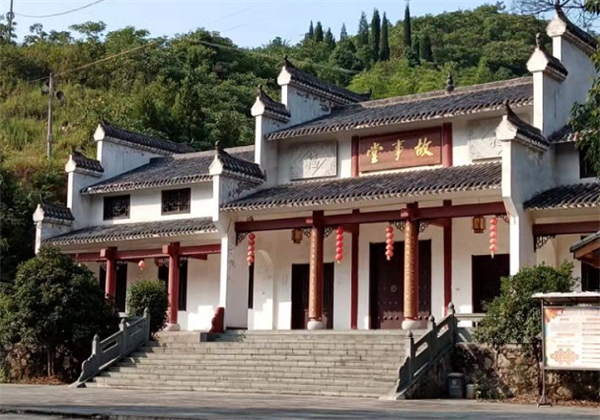 中国传统古村落---丹江口市六里坪镇伍家沟村