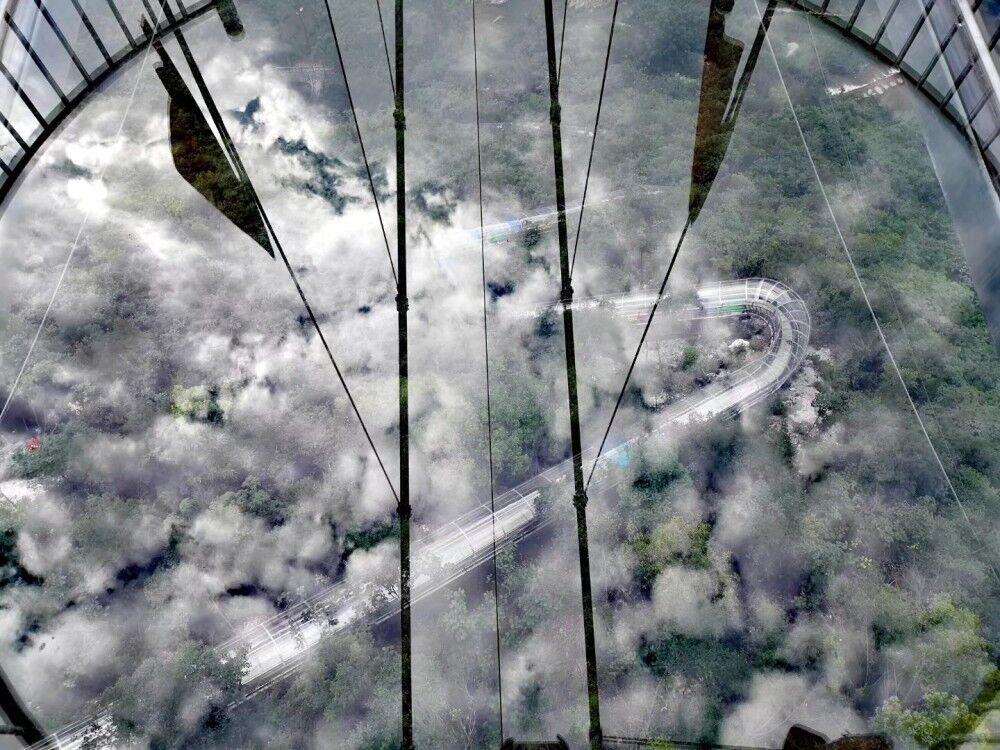 【资讯】高空玻璃鹊桥、马戏团表演.....五龙河等你来!