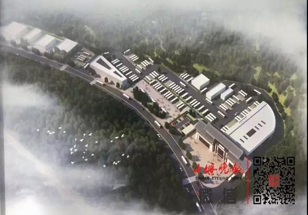 武当山将新增一个中转客运站