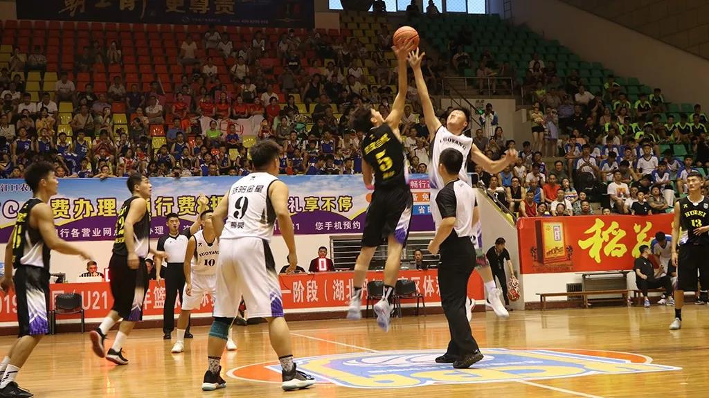 【资讯】2019年全国青年篮球锦标赛在丹江口开幕!