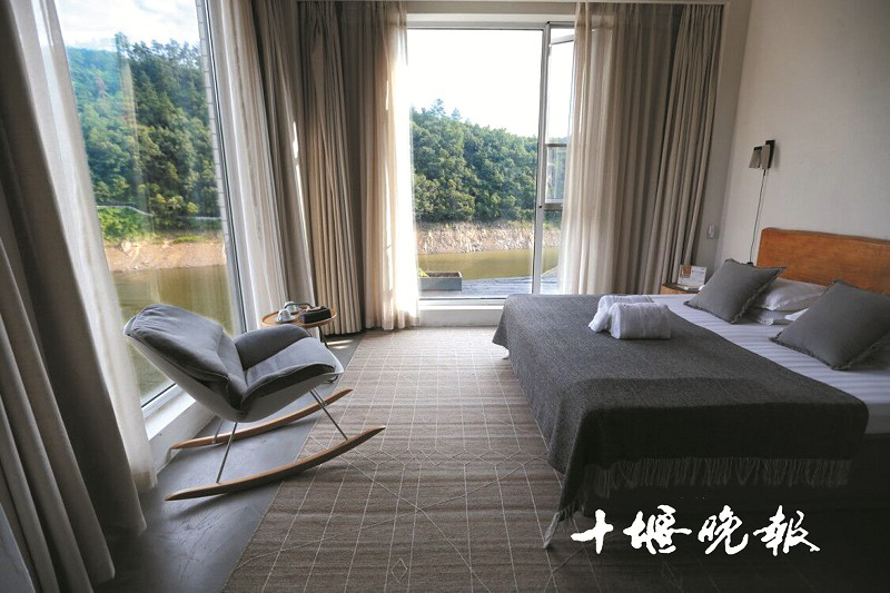 【民宿】心湖民宿:  临山近水,湖光山色入梦来