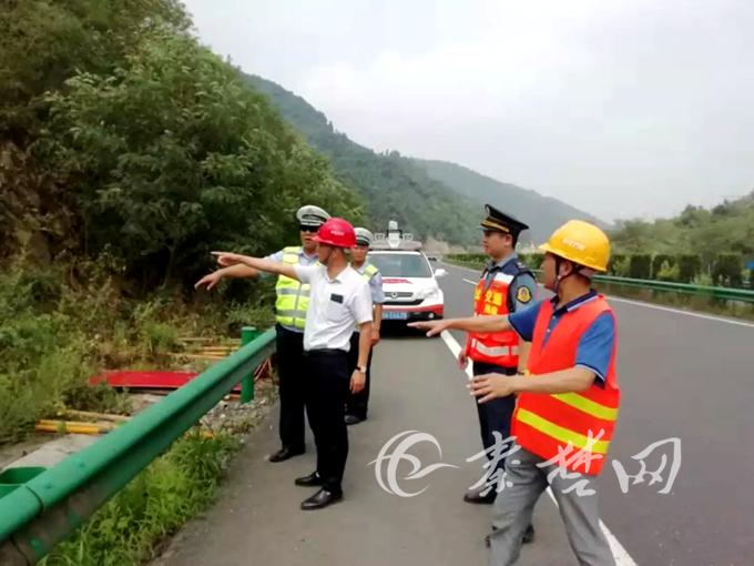 【资讯】7月24日起,十白高速部分路段交通管制