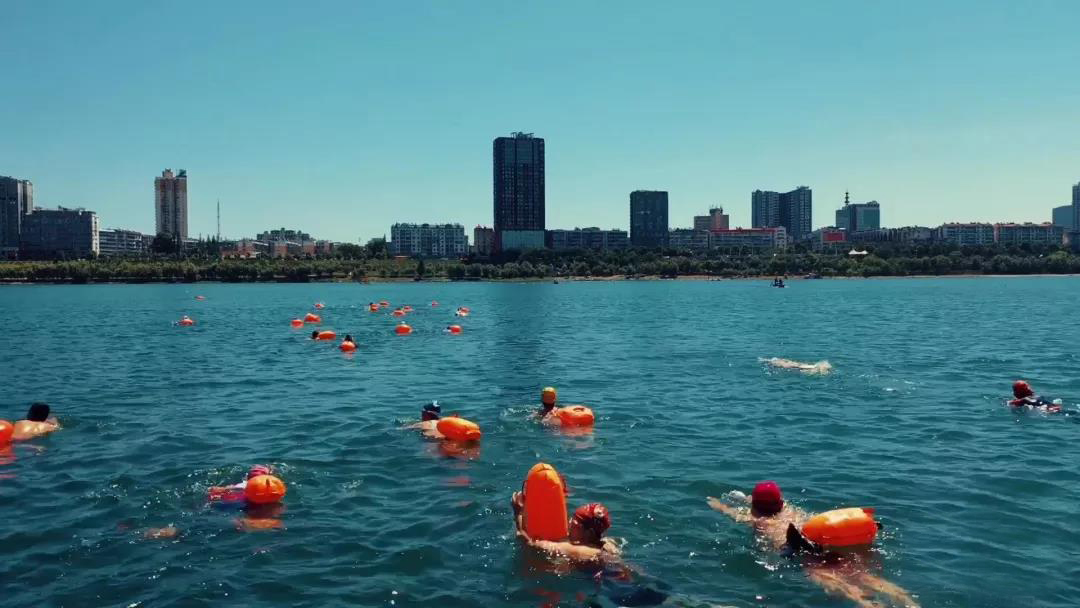 【资讯】丹江口第二届夏日冬泳邀请赛周末举行