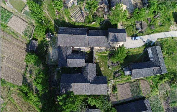 中国传统古村落---丹江口市盐池河镇盐池湾村