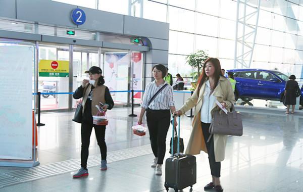 【资讯】武当山机场登机将有大变化   电子登机牌来啦!