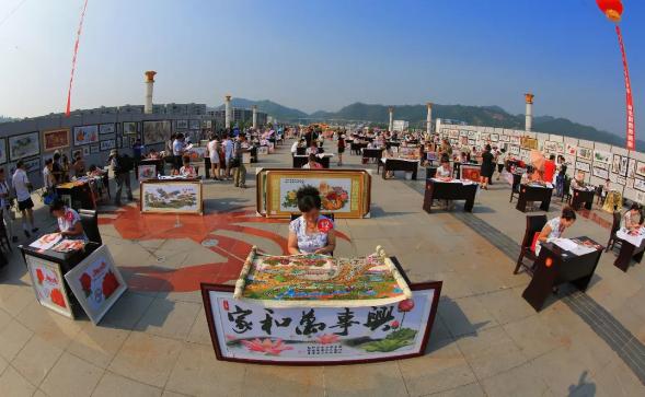 """【资讯】""""中国天河七夕文化之乡""""是怎样发展旅游的?"""