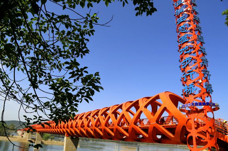 【资讯】你知道吗?原来丹江口彩虹桥的秘密竟然是......