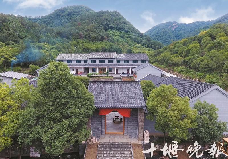 【民宿展示】红岩寨:临山面水,美丽乡村入梦来