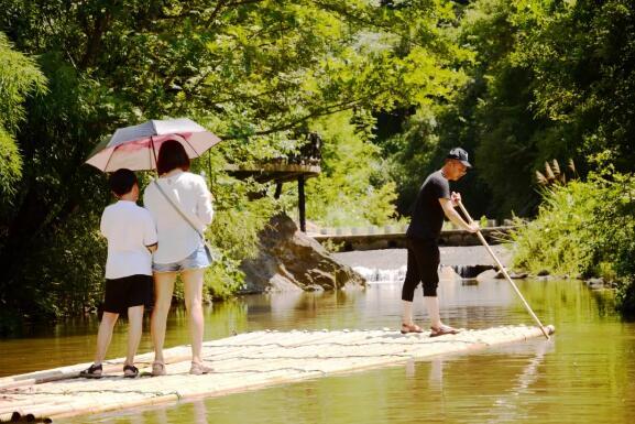 【资讯】赏荷、戏水、喊泉.....快来太和梅花谷纵享清凉!