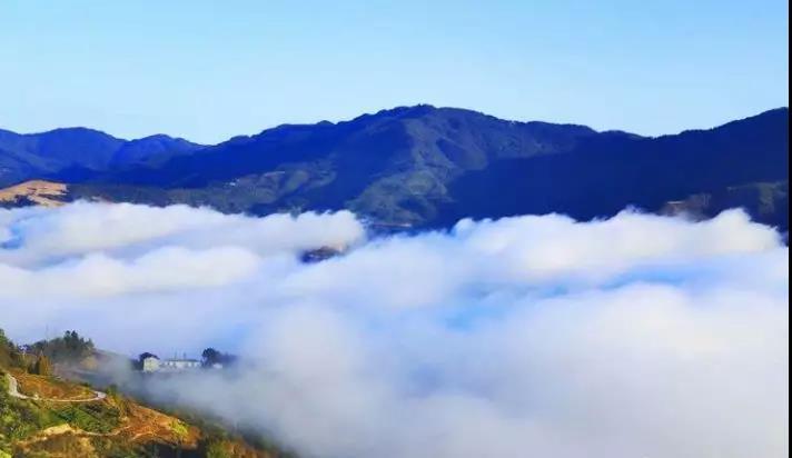 【资讯】震撼!十堰最高山峰在这儿!这个季节美到窒息...