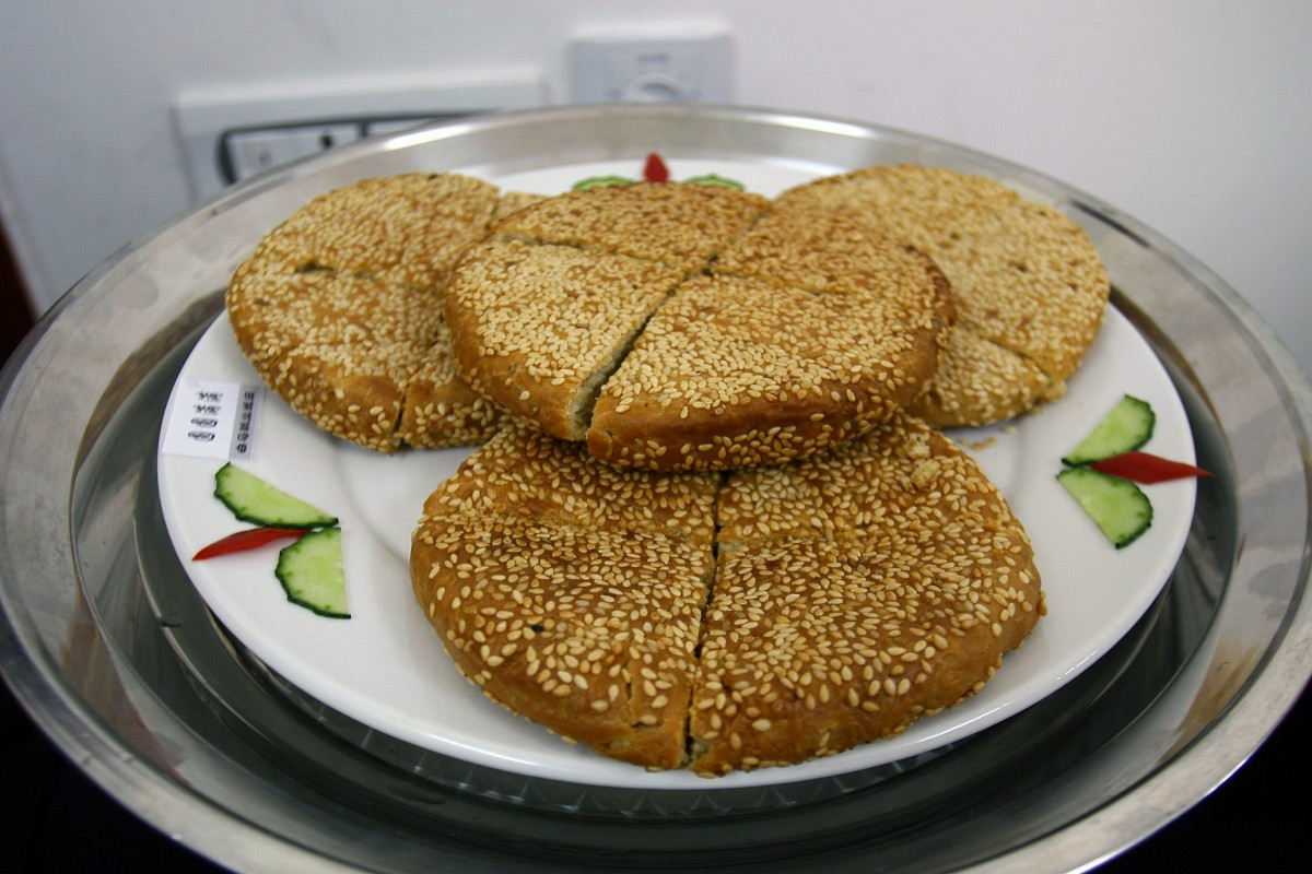 竹溪芝麻饼