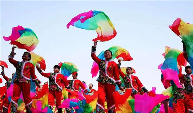 满亿国际各地春节文化盛宴邀您赏
