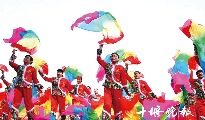 【资讯】竹溪鼠年春节文化大餐料精味浓