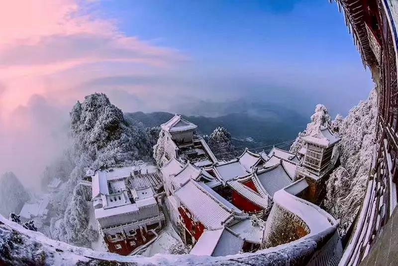 【资讯】重要通知!2020年春节武当山景区游玩政策