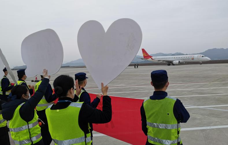 【资讯】武当山机场已恢复航线8条,中旬将恢复两条