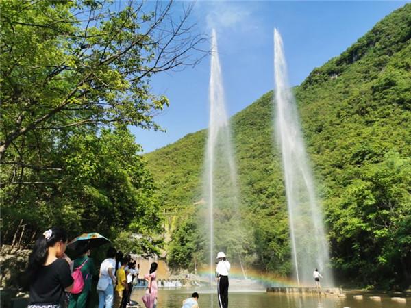 【资讯】郧西:乡村旅游异常火爆  过夜游客增幅较大
