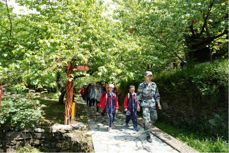 【资讯】茅箭区首批5家研学旅游基地通过验收评审