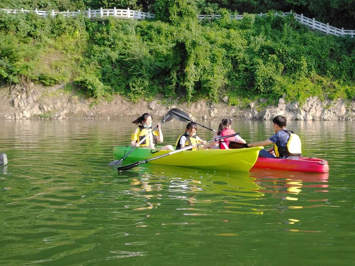 """【资讯】心湖民宿将开启""""与水相约""""环保科普之旅,快来报名吧"""
