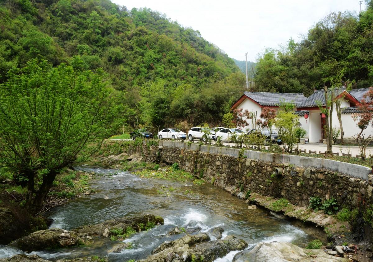 """【资讯】竹山县太和村被省政府命名为""""湖北旅游名村"""""""