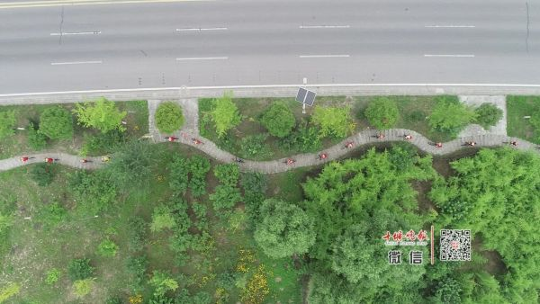 【资讯】全长8888米!十堰新增一条骑行绿道,地点在这儿