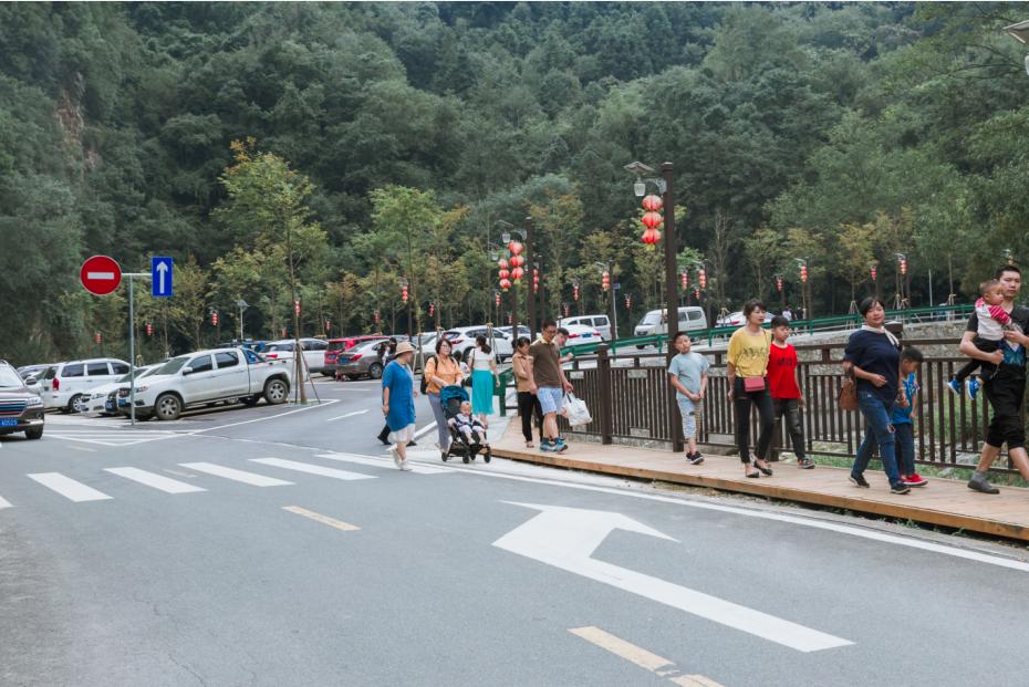 【资讯】惠游湖北|东沟红色旅游区周末游火热