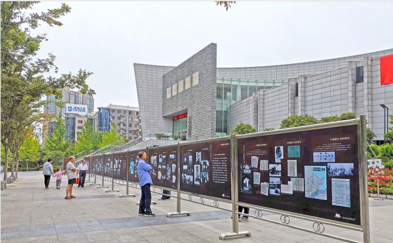 【资讯】惠游湖北|今日,十堰市博物馆举办东北军民14年抗战史诗展