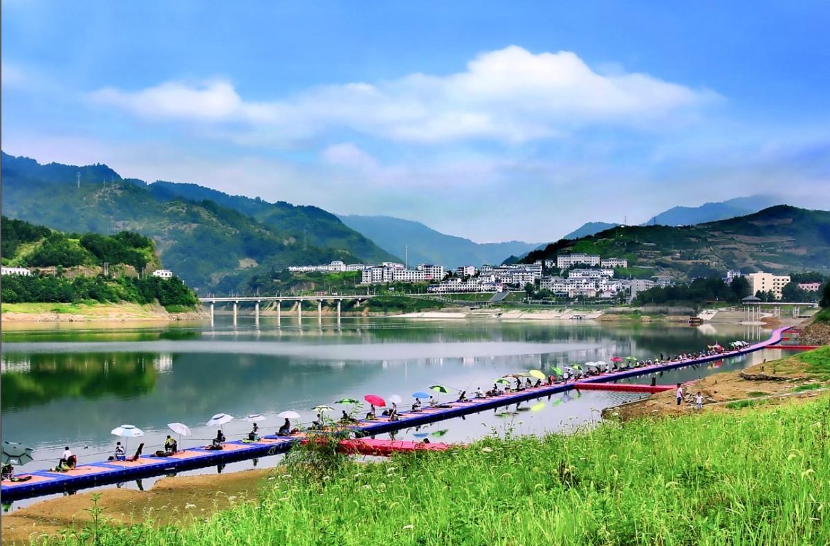 """【资讯】倒计时,2020年中国楠木湖""""体彩杯""""垂钓大赛将于本月26日开赛"""