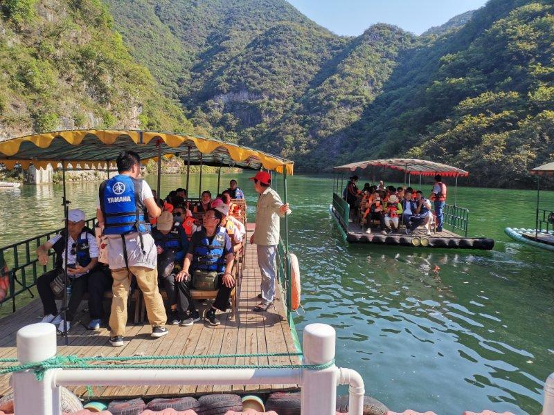 【资讯】1至8月十堰接待游客4986.52万人次 实现旅游收入422.65亿