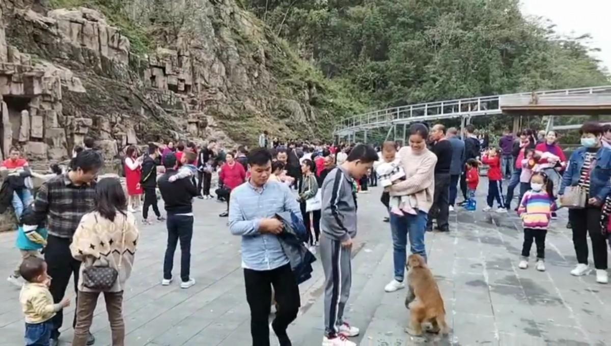 国庆中秋双节长假,茅箭区文化旅游节日氛围浓郁,市场活跃!