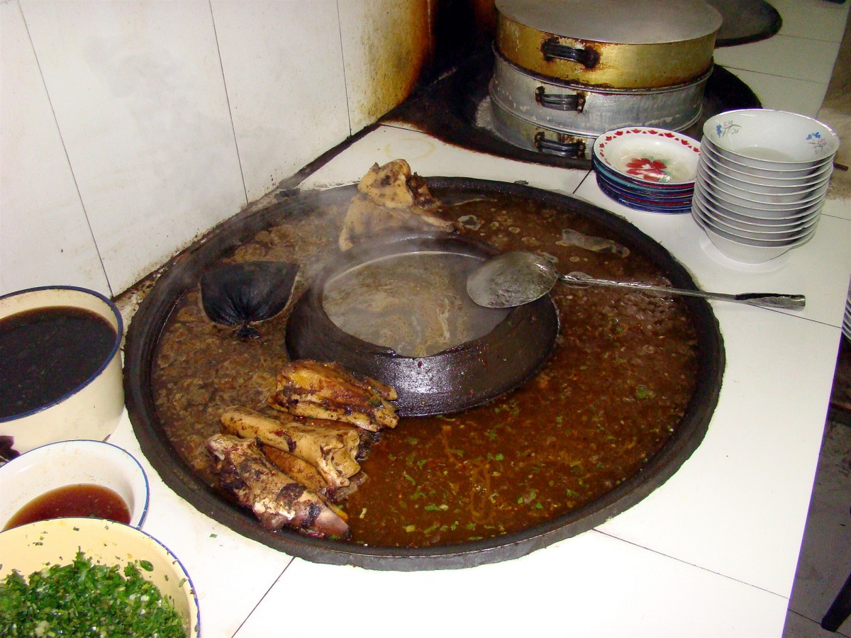 郧阳三合汤